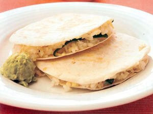 tortillas de harina de arroz