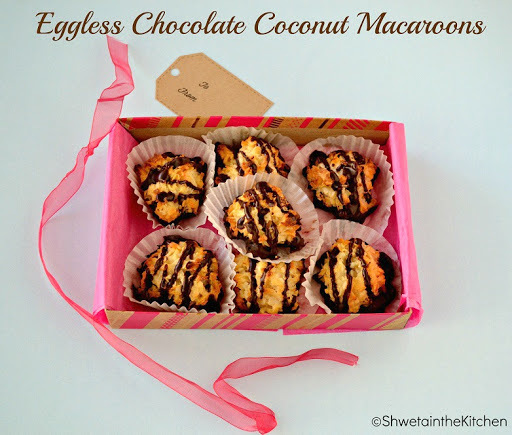 eggless french macaroons