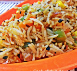 veg schezwan fried rice sanjeev kapoor