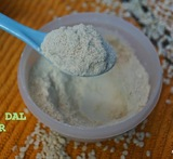 what can i make with urad flour
