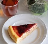 magere cheesecake