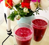 smoothie ah diepvries fruit