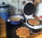 noorse wafel recept