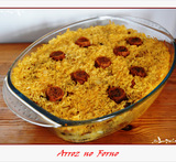 arroz de pato no forno