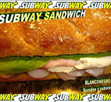 sandwich de atun subway