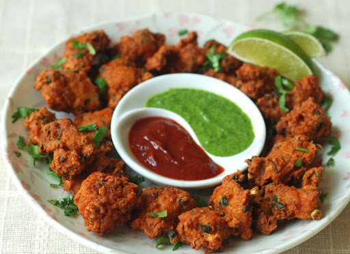 how to make chicken pakora at home