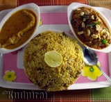 hyderabadi chicken biryani andhra style