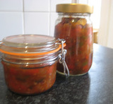 mary berry green tomato chutney