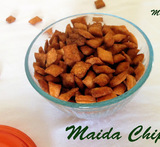 indian sweets made of maida