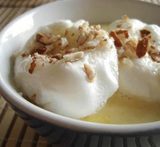 yogurt con cereales integrales