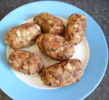 quorn mince kebabs