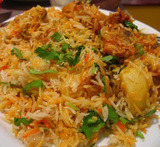 chicken biryani ingredients list