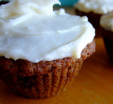 carrot cake muffins using canned carrots