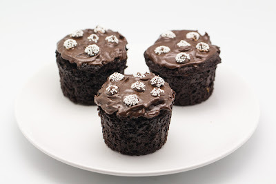 quark chocolate frosting