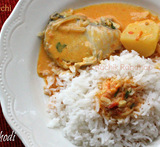 halwa fish curry