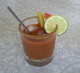 homemade clamato juice