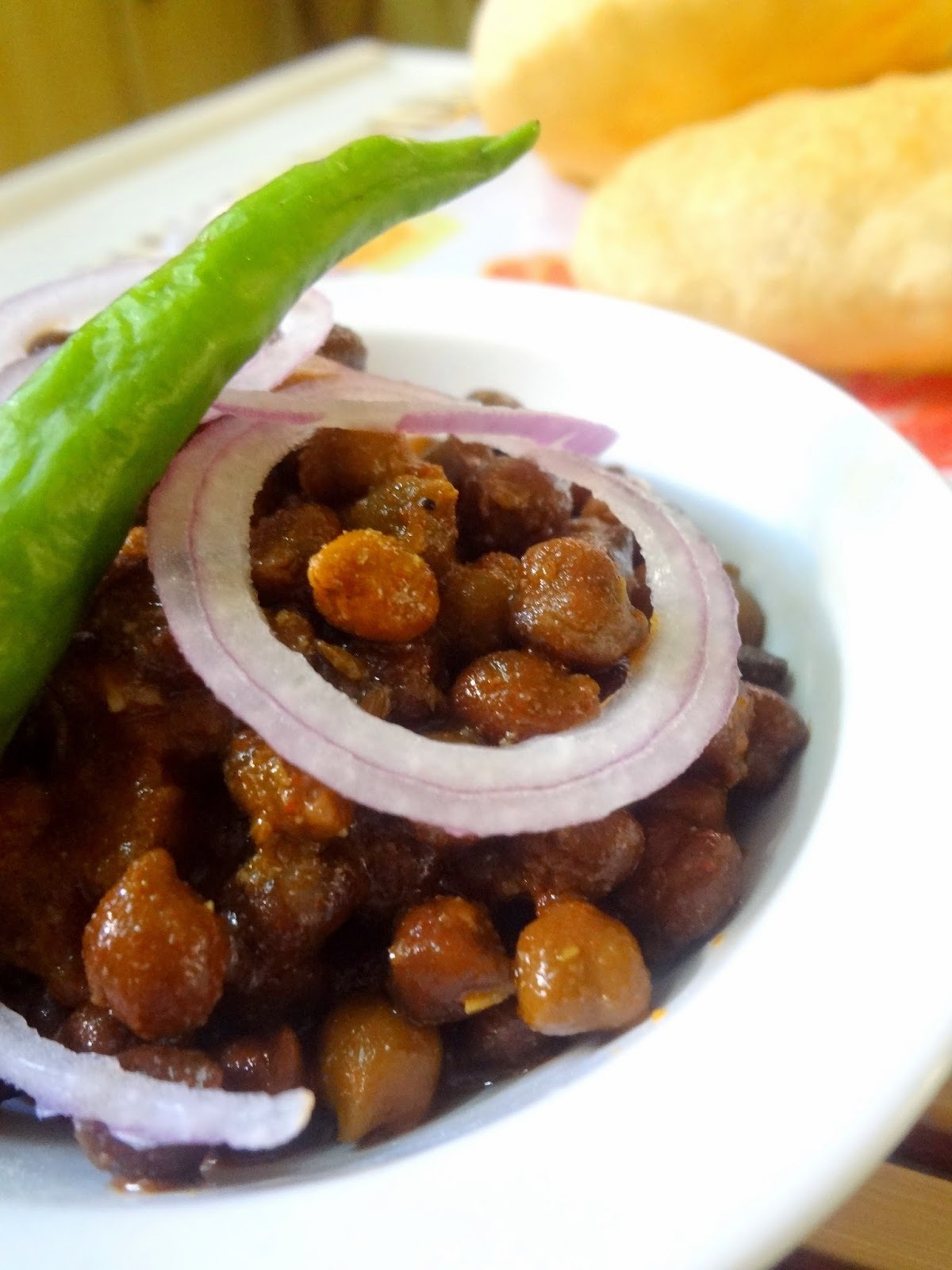 how to make chilli chana dry sanjeev kapoor