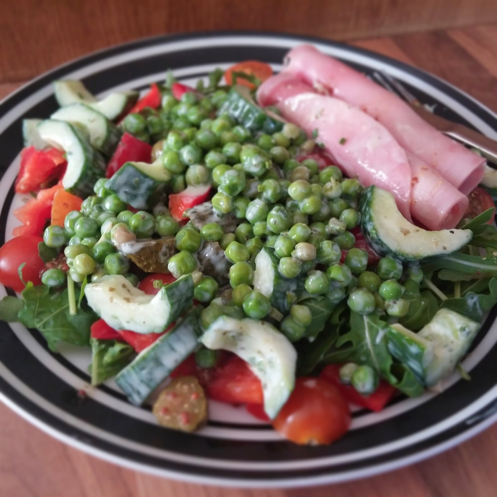 slimming world salad dressing