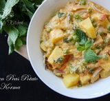 potato kurma for rice