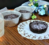 eggless chocolate brownie tarla dalal
