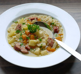 omas graupensuppe