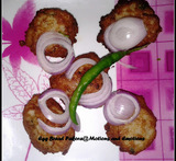 egg bread pakora