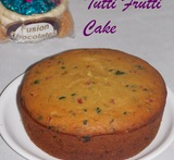 eggless fruit cake with condensed milk
