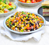 cowboy caviar with italian dressing