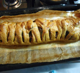 vegetarian nut wellington