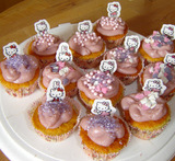 muffins hello kitty