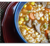 emeril vegetable beef soup