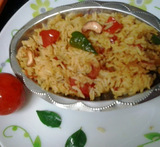 tomato rice andhra style