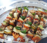 brochetas frias