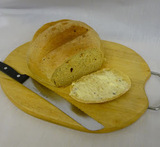 baking bread in a halogen oven