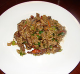 mongolian rice bowl