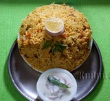 how to make chicken biryani muslim style