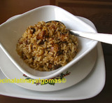 arroz con chicharron