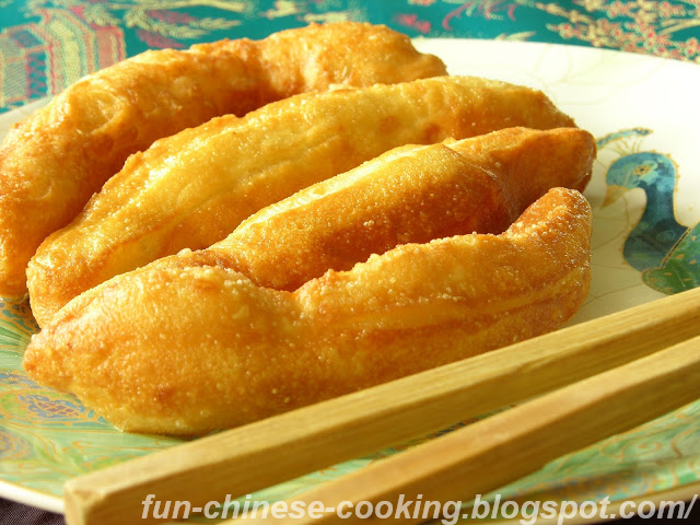 you tiao without alum