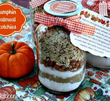 pint jar cookie mix
