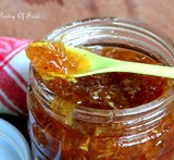 sweet grated mango pickle