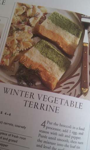 vegetable terrine