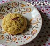using unsweetened khoya