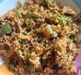 fried rice in kannada