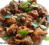 spicy chicken curry andhra style