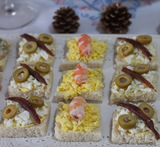 canapes faciles y baratos