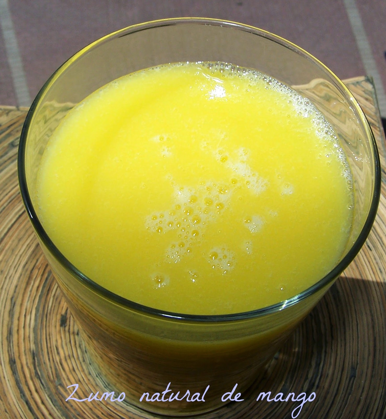 zumos naturales thermomix