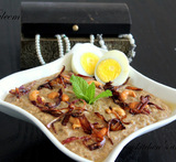 chicken haleem with oats