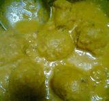 veg curry for chapathi