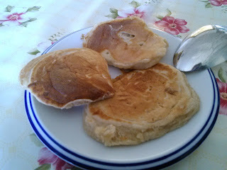 pancake salati light
