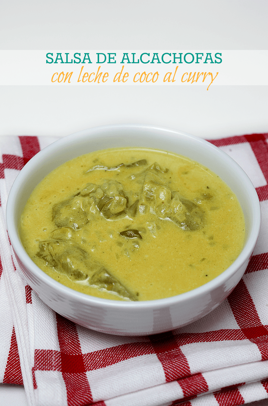 salsa de curry